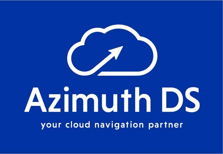 Logo for Azimuth DS | Maui Logo Design