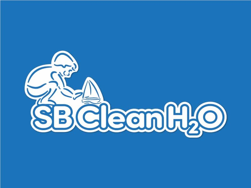 Logo for SB Clean H20 | Maui Logo Design