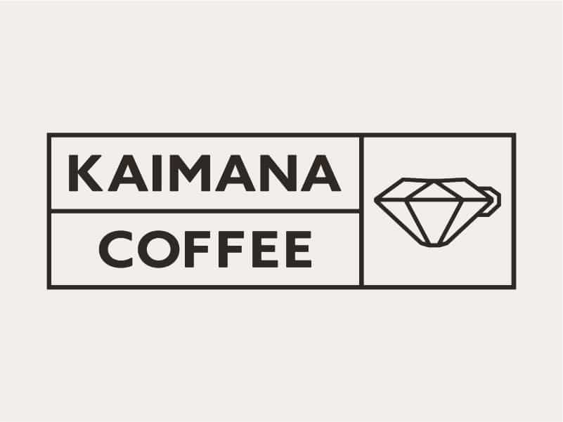 Logo for Kaimana Coffee | Maui Logo Design