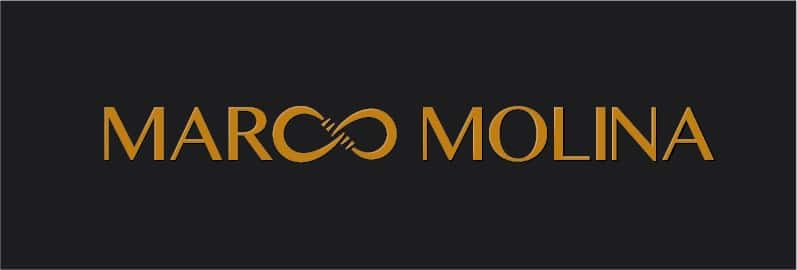 Logo for Marco Molina Jewelry | Maui Logo Design